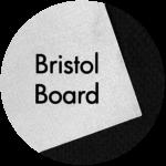 Art Supplies: Bristol Board