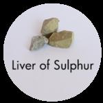 Art Supplies: Liver of Sulphur