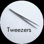 Art Supplies: Tweezers