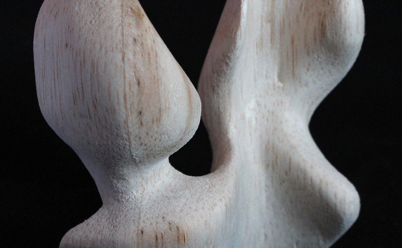 Balsa Wood Sculpture