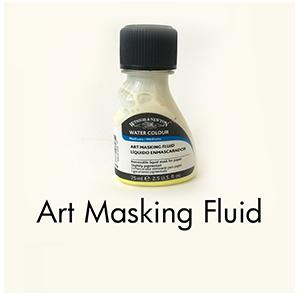 Art Supplies: Art Masking Fluid