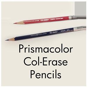 Art Supplies: Prismacolor Col-Erase Pencils
