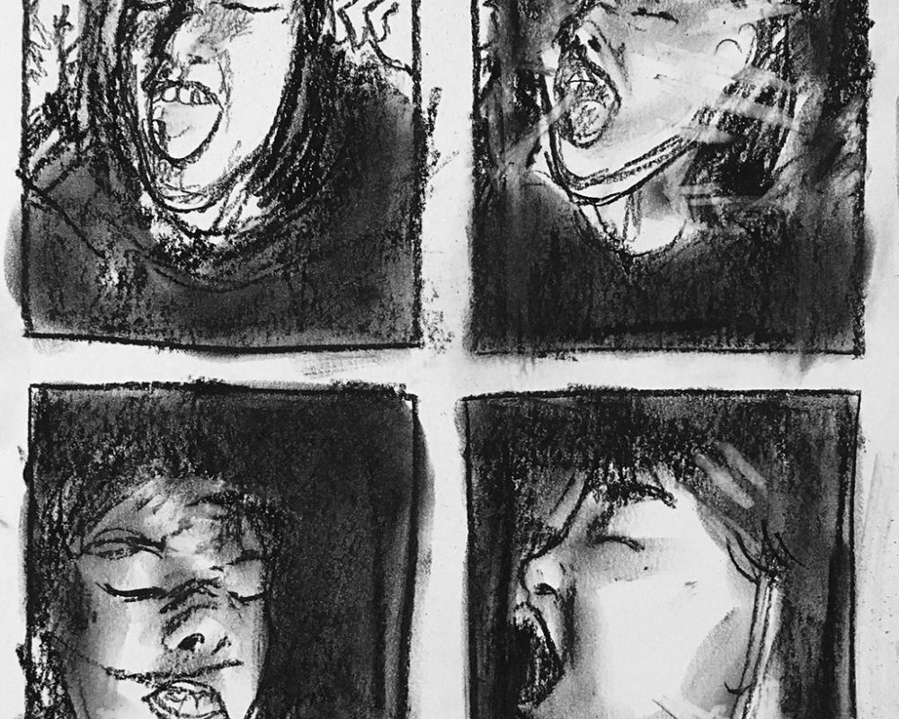 Thumbnail Sketches, Alexia Towle