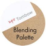 Art Supplies: Tombow Blending Palette