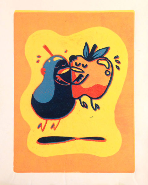 Janice Chun, Relief Print