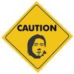 Art Prof Caution