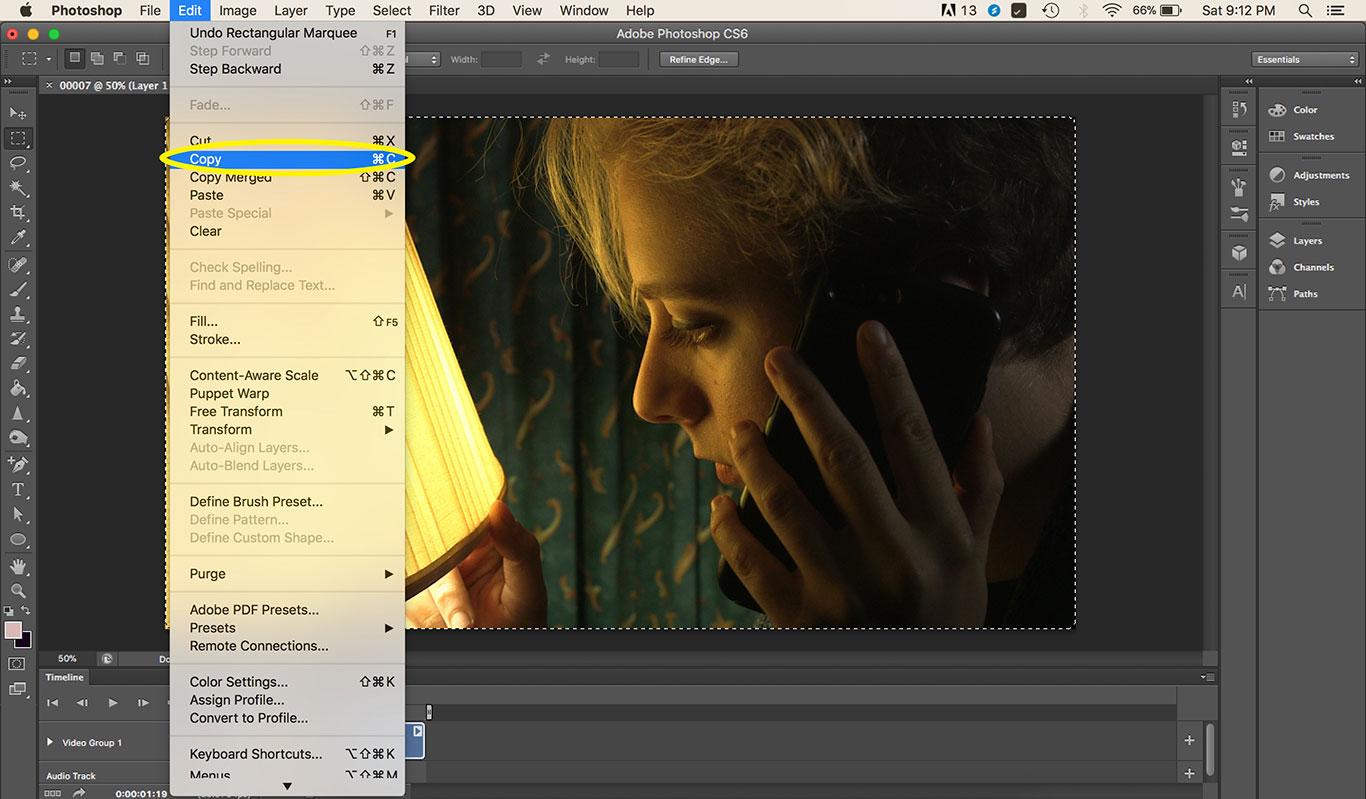 Cinemagraphs, Eloise Sherrid