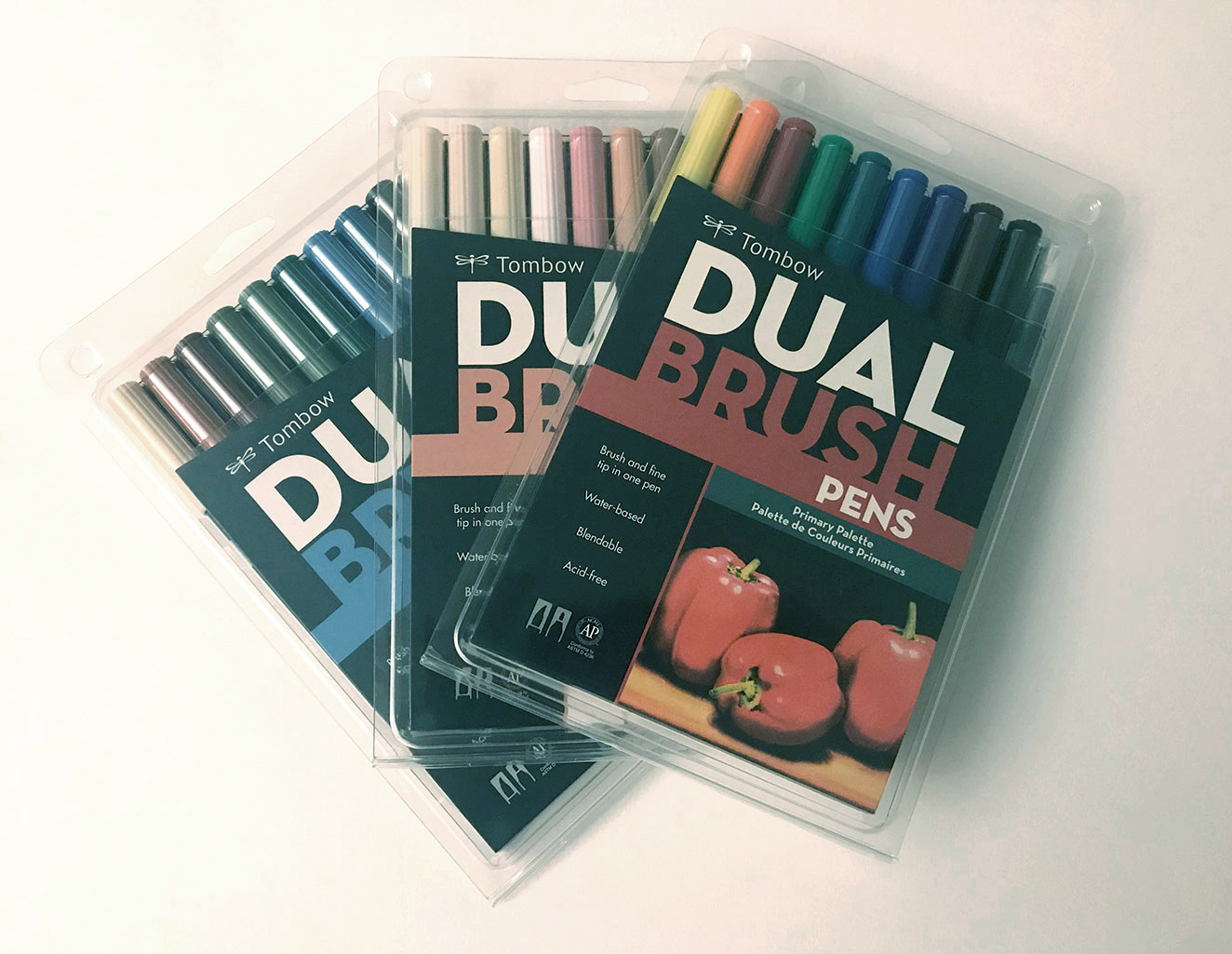 Tombow Dual Brush Pen Pack