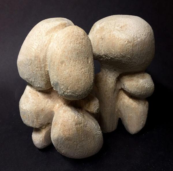 Balsa Wood Sculpture, Christina Wu
