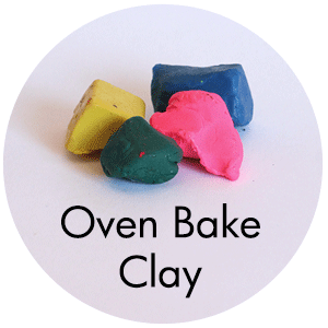 Oven Bake Clay