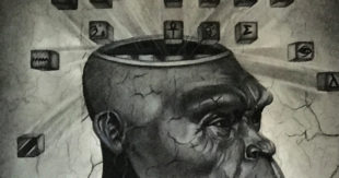 Graphite & Charcoal Drawing, Kelly Doran
