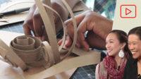 3D Design: Chipboard Sculptures