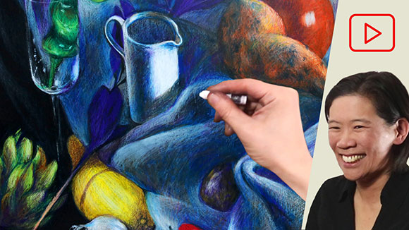 Still Life: Drawing in Color