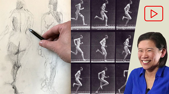 2 Minute Figure Drawings