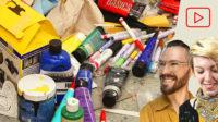 5 Tips for Home Art Studios
