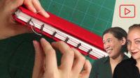 Coptic Stitch Book Binding