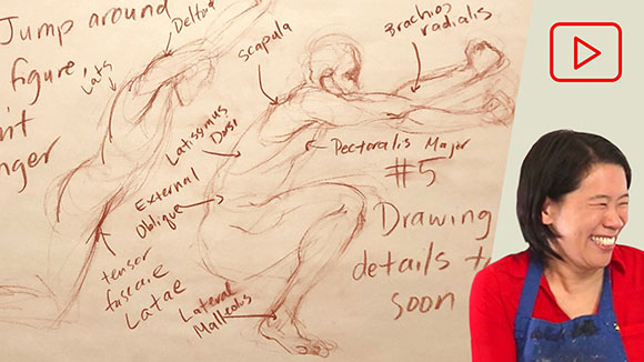 Figure Drawing Mistakes