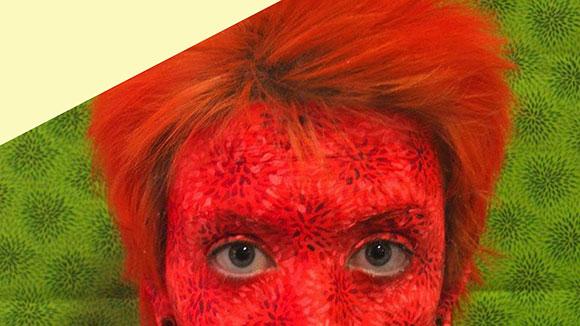 2021 June Art Dare: Body Art