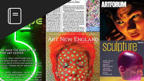 Printed Art Publications