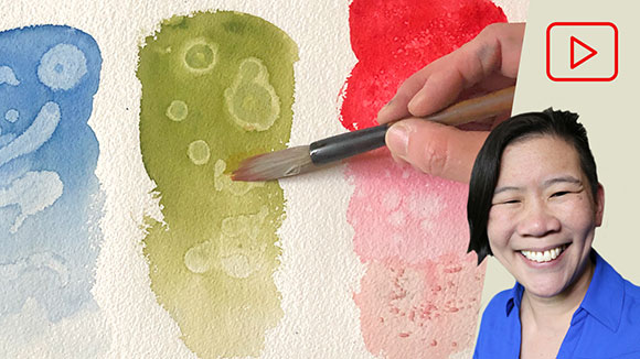 Tricks & Effects for Watercolor Painting