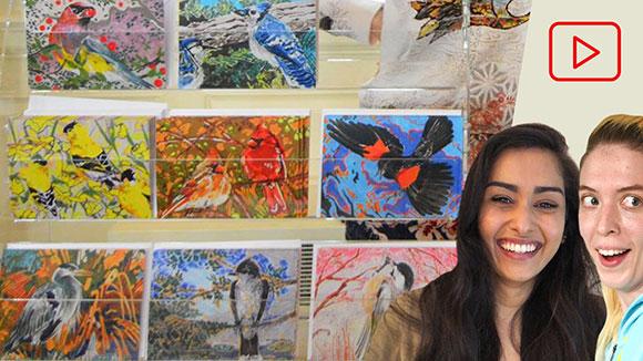 Selling at Art Fairs