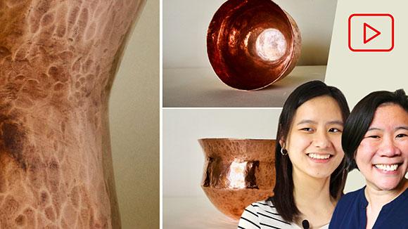 Mari Ebisu, BFA Art School Portfolio Critique