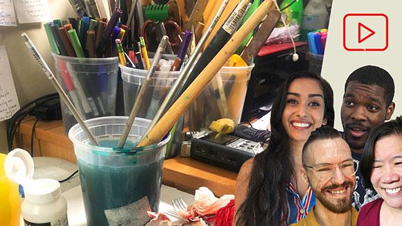 Art School Portfolios Premium Course, Art Prof