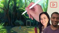 Digital Art Basics, Premium Course, Art Prof